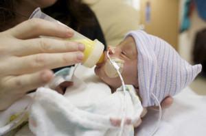 Cuidados na Alimentação do Bebê Prematuro