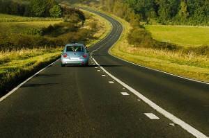 carro estrada