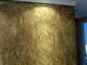 T cnicas de pintura para envelhecimento de paredes fazf cil - Tecnicas de pintura paredes ...
