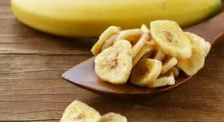 bananas secas ou banana passa