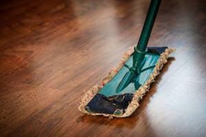 limpeza chão