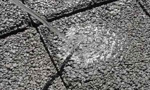 piso drenante