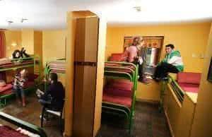 hostel quarto