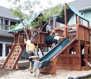 cohousing playground