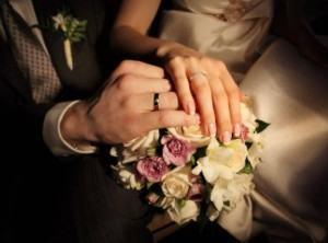 Escolhendo as Alianças de Casamento