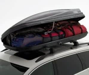 bagageiro de teto