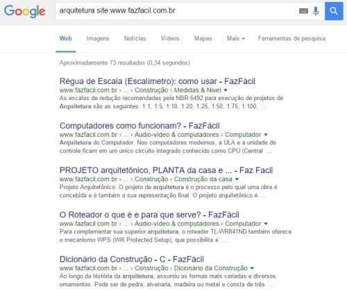 site google