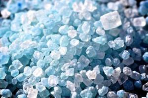 amaciante caseiro sal