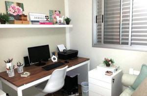 Monte um Home Office em Pequenos Espaços