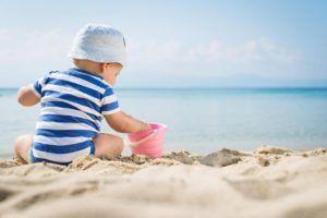 Cuidados com o Bebê nos Dias de Calor