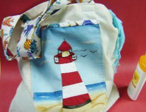 Bolsa de Praia ou Piscina: Como Fazer a Sua