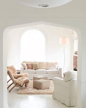 sala decoração escandinava