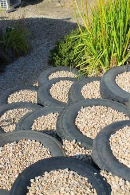 degraus pneus