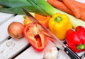 vegetais cozinhar