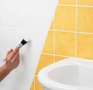 Como pintar azulejos - Pintura sobre azulejo ...