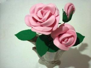 Como Fazer Rosas De Eva