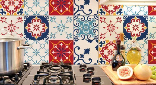 Adesivos para Azulejos: Renove Banheiros e Cozinhas