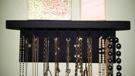 organizador de colares