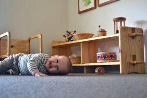 Monte um Quarto Montessoriano para o Bebê