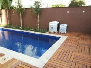 piscina aquecimento