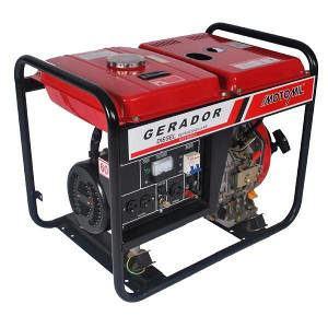 gerador à diesel