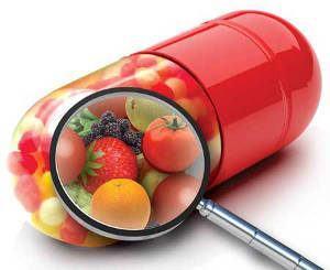 pilula comida