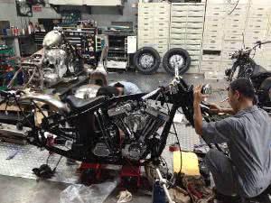 oficina moto