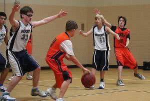 basquete infantil