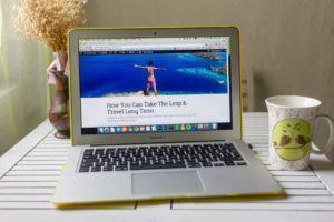 Notebook Leve para Quem Viaja