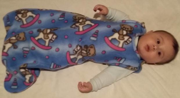 Saco de Dormir para Bebês