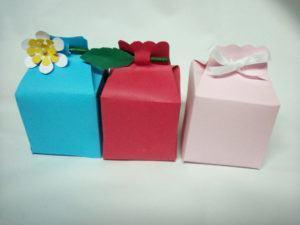 Como Fazer uma Caixa de Presentes Especial