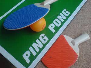 raquete bola mesa ping pong