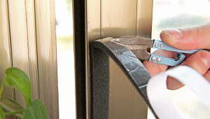 vedação janela porta fita