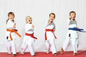 Como as Artes Marciais Ajudam no Desenvolvimento Infantil