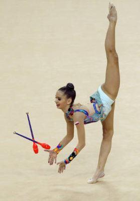 ginastica ritmica juggle