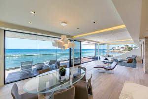 casa de praia sala