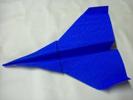 aviao de papel