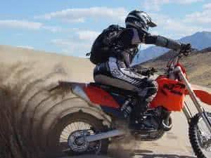 moto areia