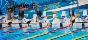 piscina olimpica mergulho