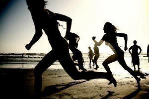 corrida mulheres