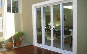 portas vidro antirruído