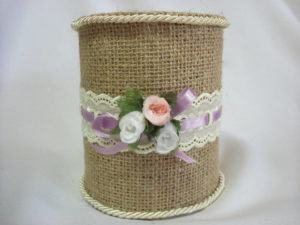 Vasinhos Decorativos Reciclados para Festas