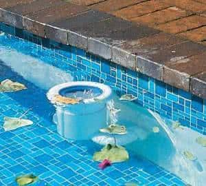 Skimmer piscina