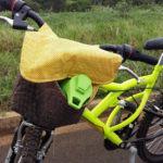 Como Fazer Bolsa de Tecido para Bicicleta