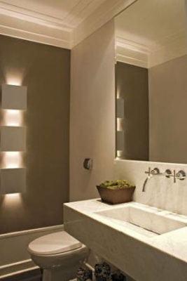moldura banheiro