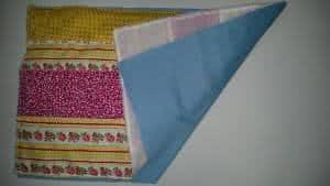 cesto organizador tecido