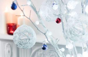 Decoração Econômica de Natal