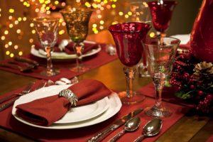 Natal: Decore com Toalha de Mesa, Passadeira e Jogo Americano