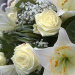 Arranjos de Flores para a Festa de Ano Novo!