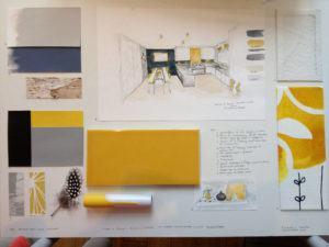 Mood Board: Painel de Inspiração dos Criativos